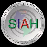 Selo Hipnólogo Filiado à SIAH — Sociedade InterAmericana de Hipnose