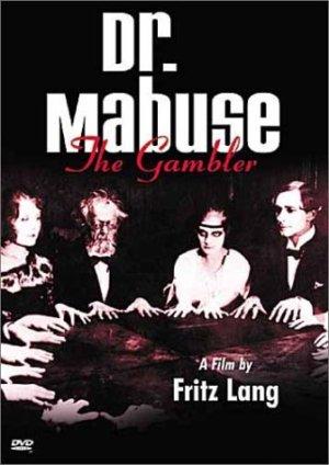 POSTER: Dr. Mabuse — O Jogador