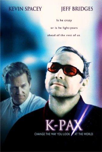 POSTER: K-Pax — O Caminho da Luz