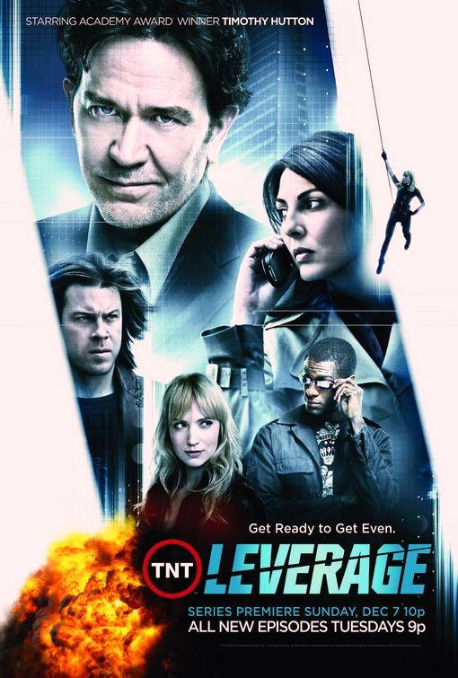 POSTER: Leverage