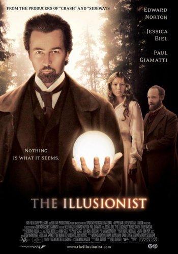 POSTER: O Ilusionista