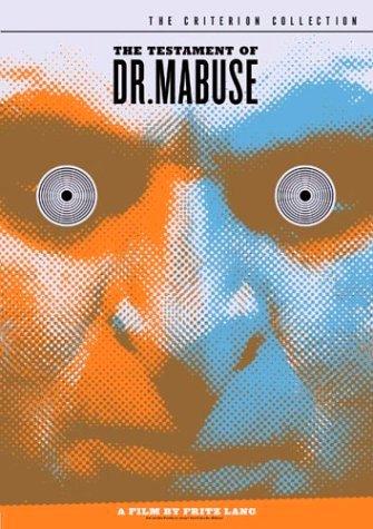 POSTER: O Testamento do Dr. Mabuse