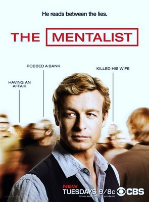 POSTER: The Mentalist